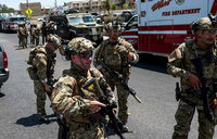 Deadliest recent mass shootings in the United States