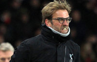 Klopp frustrated after Liverpool drop points