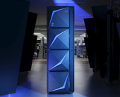 IBM z15 mainframe, amps-up cloud, security features