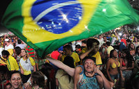 Among World Cup countries, Brazil leads in saving children's lives