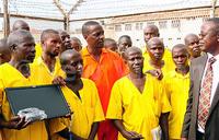 Uganda Prisons best in Africa