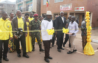 Museveni commissions land title issuance, roads in Kabale