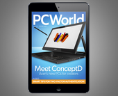 PCWorld's April Digital Magazine: Meet ConceptD, Acer's new PCs for creators