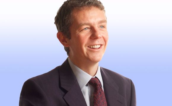Hartnett will be reporting to Euan Stirling, pictured.