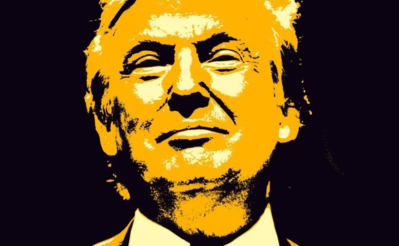 """Investors """"rediscovered"""" just what a crackpot Donald Trump really is"""