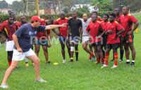 Rugby Cranes impresses South Africa coaches