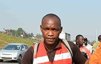 Enforcement officer beaten by rowdy taxi drivers