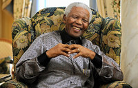 Today in history: Nelson Mandela inaugurated
