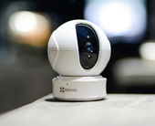 EZVIZ C6CN pan-and-tilt security camera review: Motion tracking keeps intruder in this camera's sights