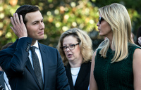 Trump son-in-law registered to vote as a woman