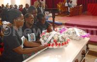 Kabale municipality mourns deceased deputy town clerk