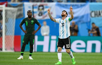 As it happened: 2018 World Cup - Nigeria exit as Argentina progress