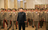 North Korea vows sanctions will 'never work'
