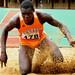 Uganda tops regional junior event