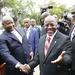 Museveni, Magufuli hold bilateral talks