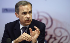 No-deal Brexit won't hurt economy as hard as first feared, says Carney