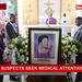 Magara suspects seek medical attention