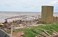 Bugongaresidents count losses as Lake Victoria water levels rise