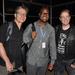 Saxophonist Darren Rahn arrives for Katumwa concert