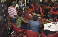 Las Vegas meets Entebbe