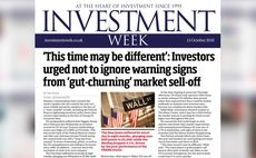 Investment Week digital edition - 15 October 2018