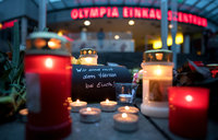 Munich gunman 'obsessed' with mass killings