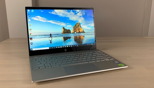 HP Envy 13 review: A slim, light, and inexpensive workhorse with discrete graphics