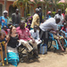 PWDs in Ibanda receive wheelchairs