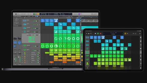 Apple's 'biggest update' to Logic Pro X  in years brings Live Loops, no native iPad app