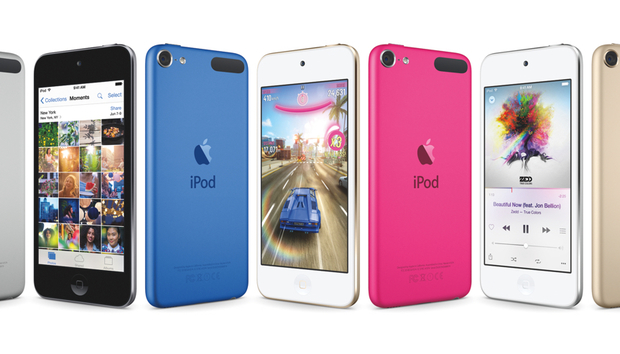 Apple give a sneaky (but overdue) update to the iPod Touch