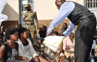 Moroto operation nets UPDF, Prisons officers