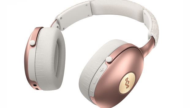 House of Marley Positive Vibration XL headphone review: Eco-friendly, good features, good sound