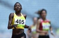 Nakaayi finishes second behind Semenya in Berlin