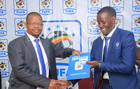 Magogo asks FIFA referees to be role models