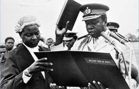 Rare Idi Amin photos displayed at museum