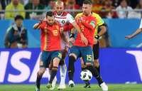 As it happened: 2018 World Cup - Spain 2  Morocco 2