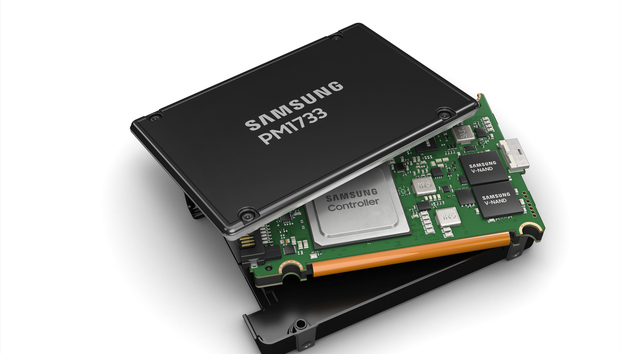 Samsung's ultra-fast new PCIe 4.0 SSDs 'never die'