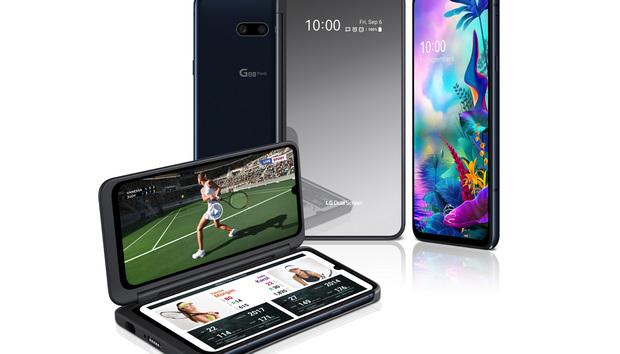 The U.S.-bound dual-screen LG G8X ThinQ is like an SNL parody of the Galaxy Fold