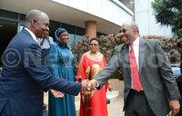 Mukono, Wakiso and Mpigi to share master plan with Kampala
