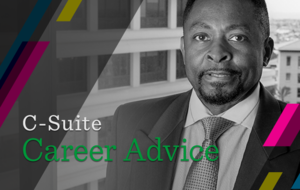 C-suite career advice: William Saunders, KBS Realty