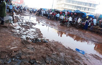 KCCA starts repairs on drainage channels