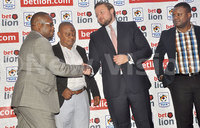 Cranes in a multi-million partnership with BetLion